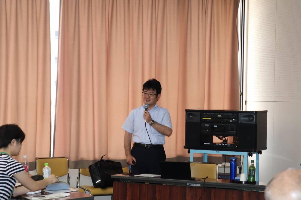 講師:小菅敏裕 氏
