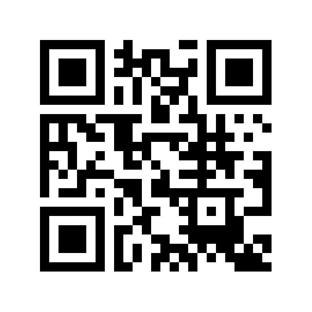 ごみカレのQRコード