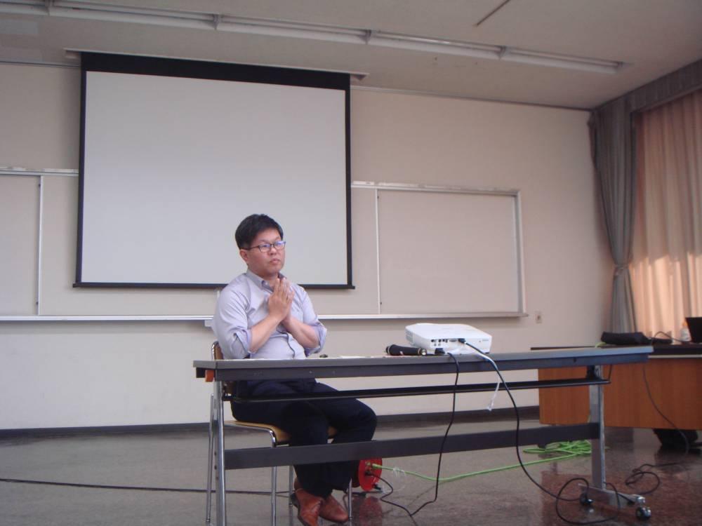 講師:倉岡正高氏