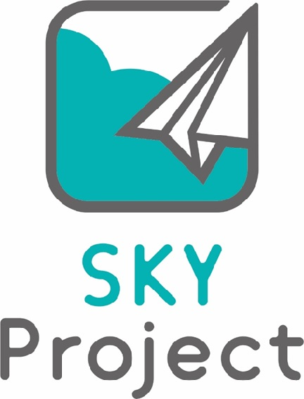 スカイプロジェクトのロゴマーク