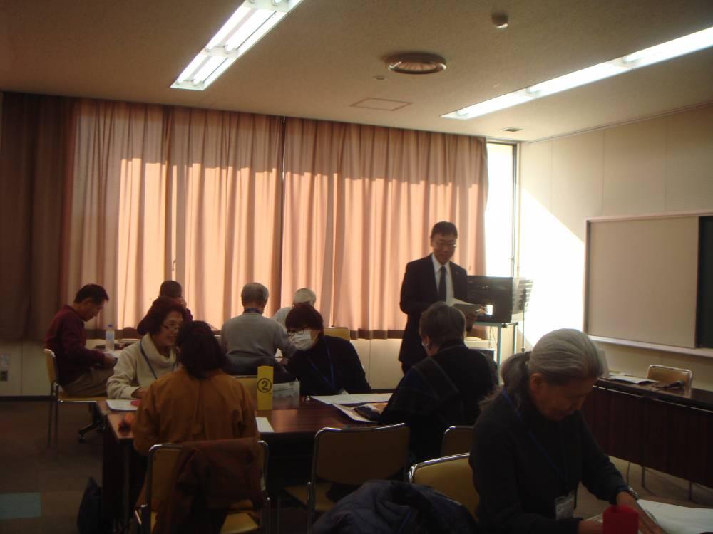 講師:小田原市学芸員 湯浅 浩さん