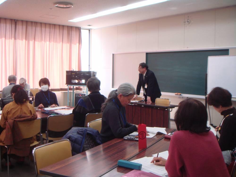 講師:小田原市学芸員 大島慎一さん