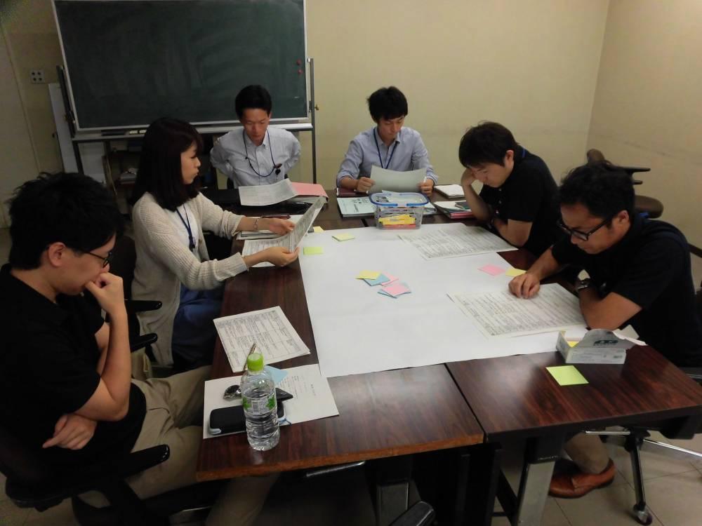 プロジェクトチーム検討