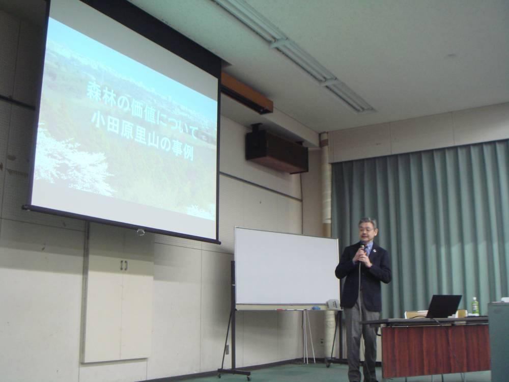 講師:辻村百樹さん