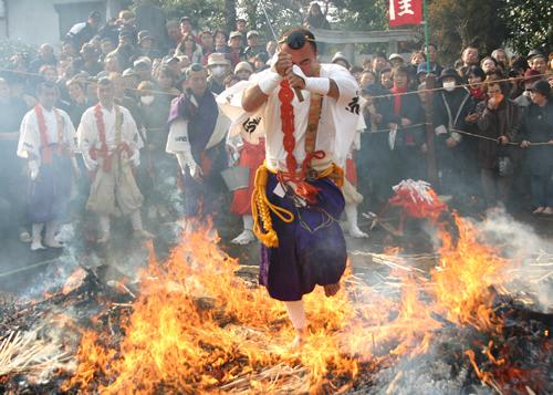 満福寺の火伏まつり画像