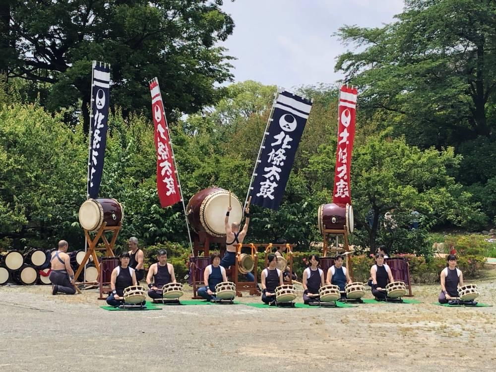 小田原北條太鼓の会(6月1日)