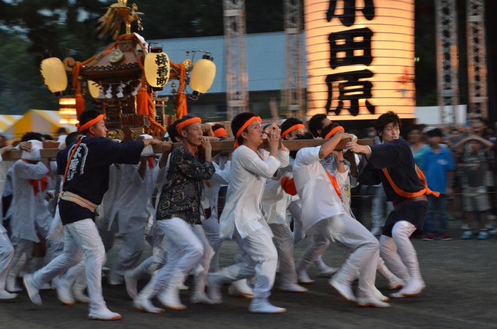 自治会みこしパレード