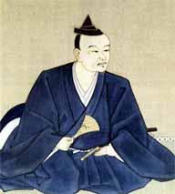 北条氏綱画像(早雲寺写し)