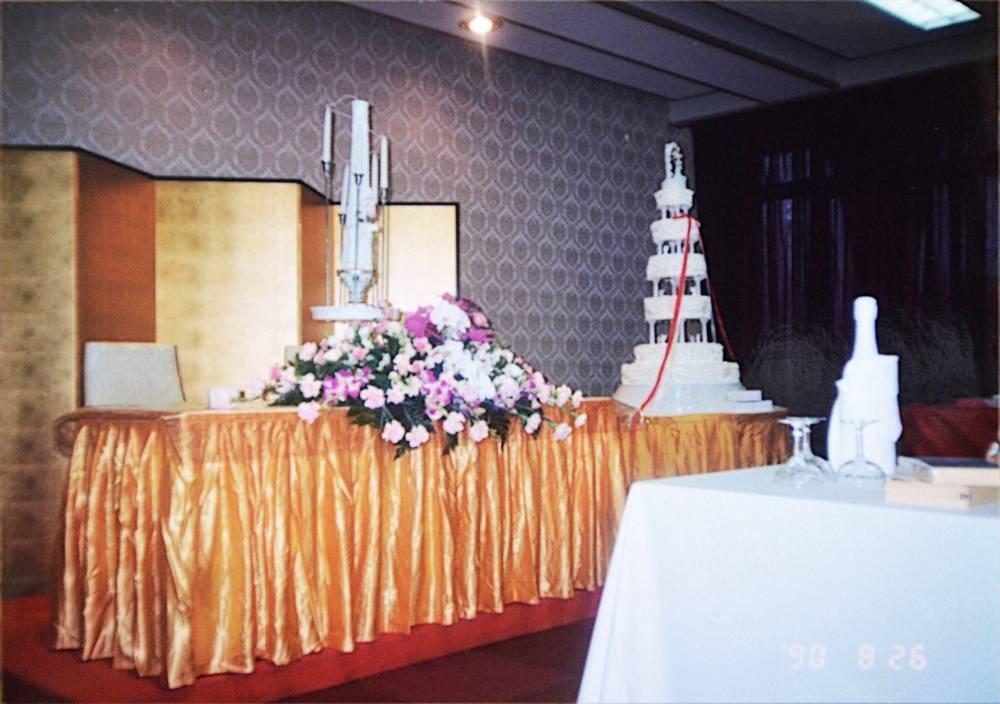 結婚式の見本市