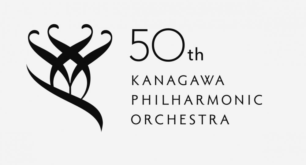 神奈川フィル50周年ロゴ1