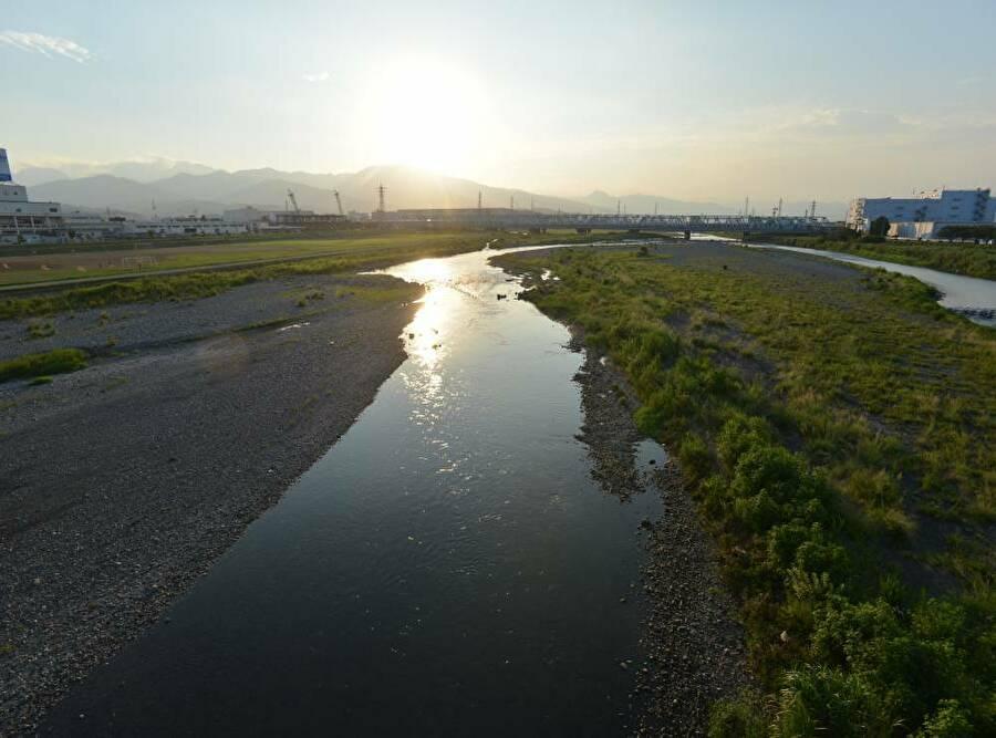 9.酒匂川