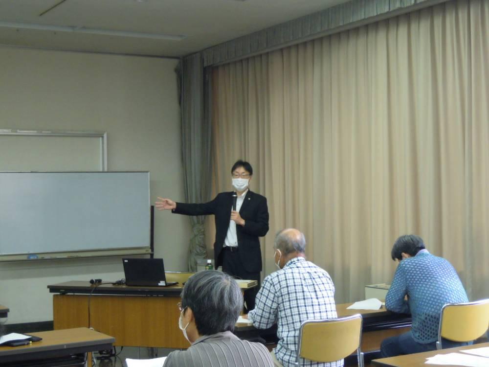 講師:湯浅 浩さん