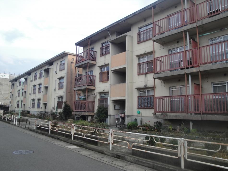 市営葭田住宅