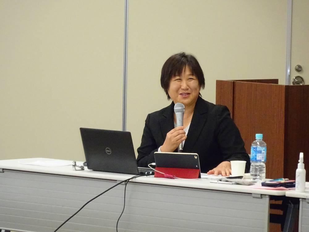 本木和子講師1