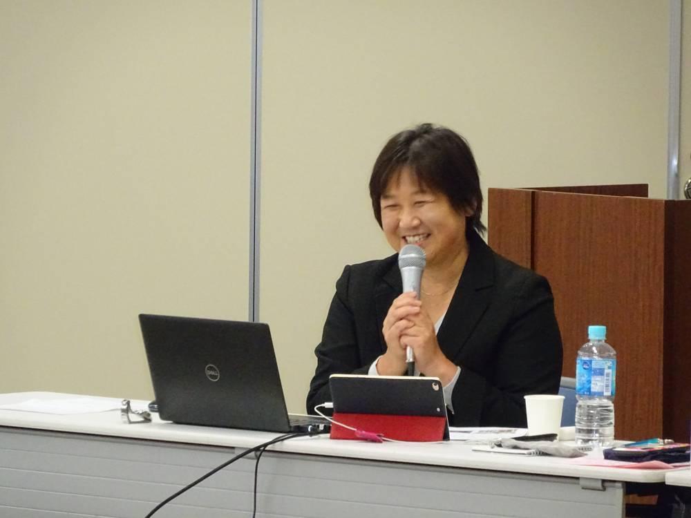 本木和子講師2