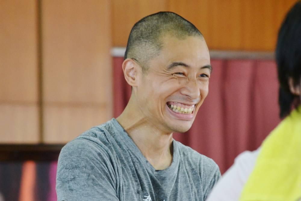 講師 松岡大さん