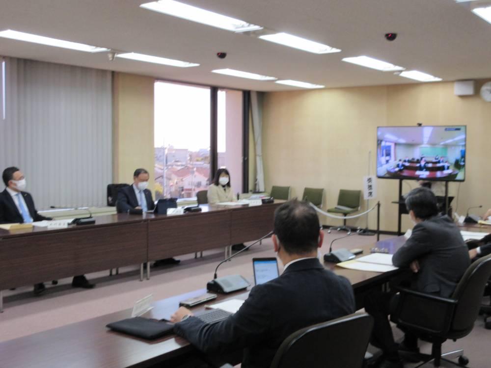 令和3年2月5日総務常任委員会