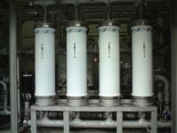 根府川第二浄水場(膜ろ過設備)