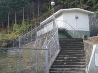 根府川第一浄水場(浄水池)