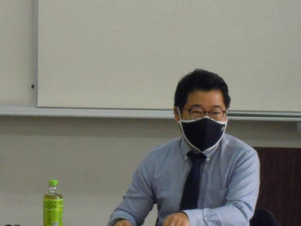 講師 中島 正裕氏