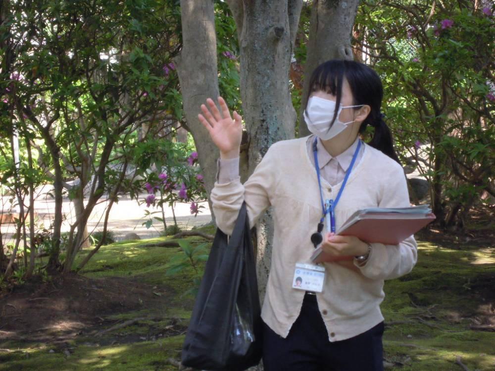 講師:文化財課学芸員 鳥居沙也子さん