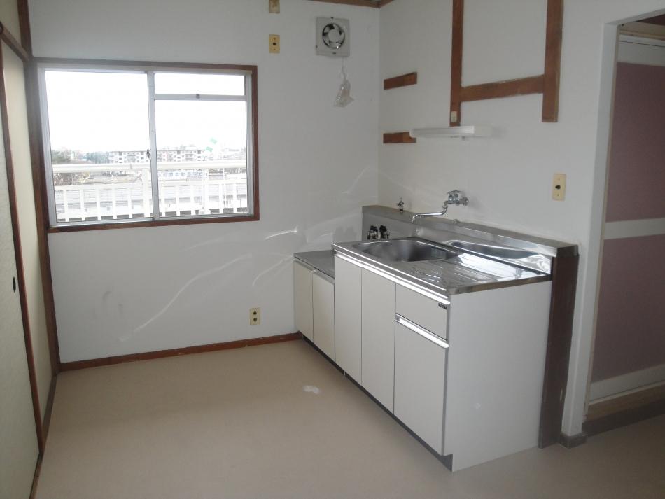 螢田住宅台所