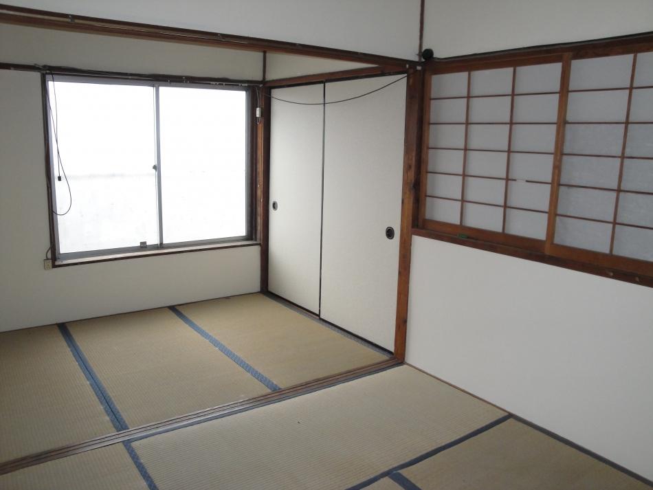 福井島居室