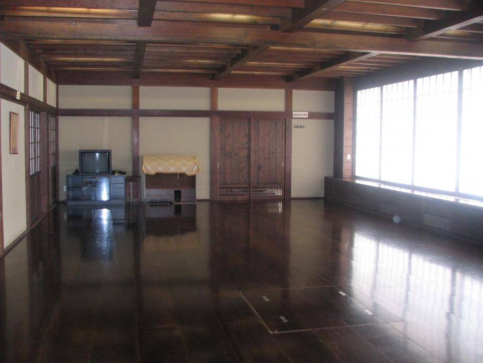 尊徳記念館 体験実習室