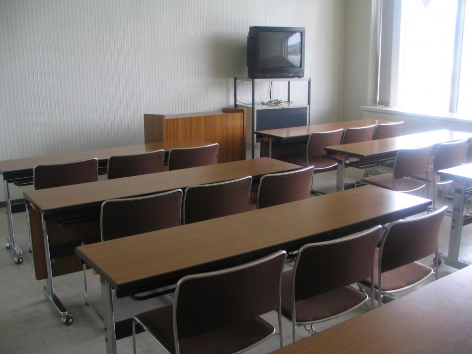 尊徳記念館 研修室