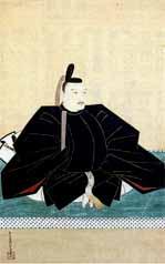 北條氏直画像(早雲寺所蔵)