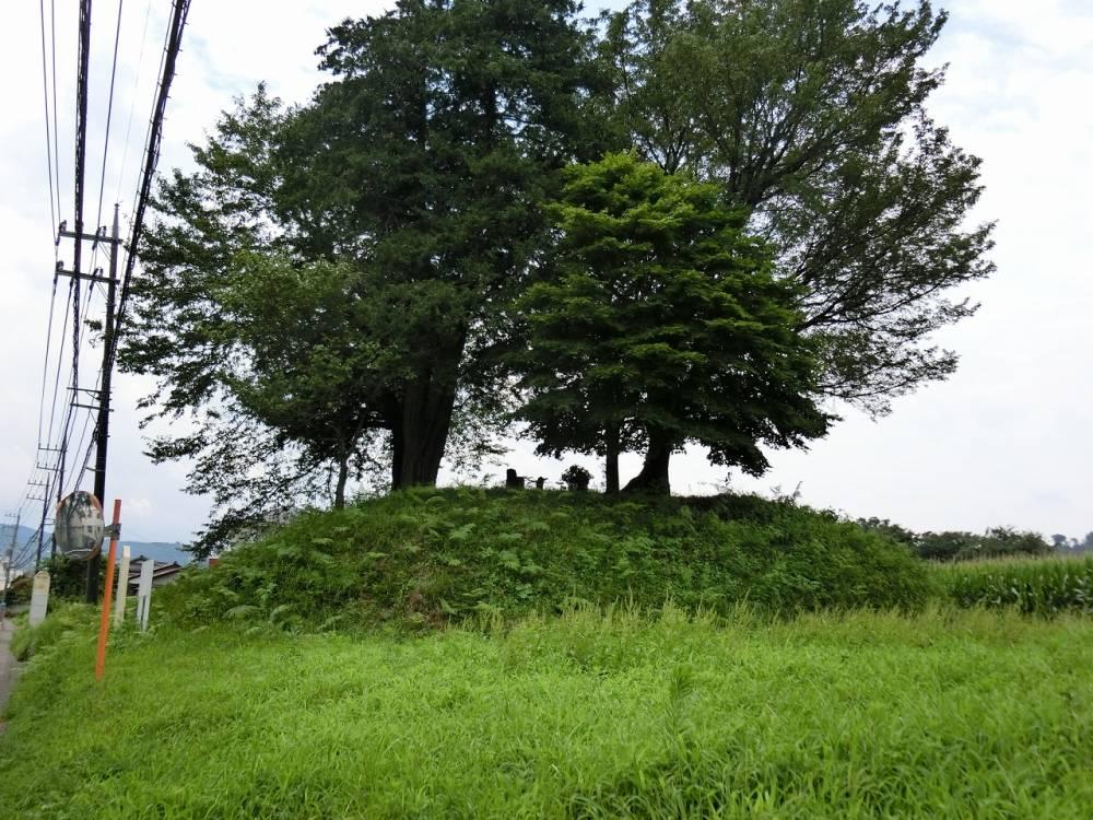 富士塚の伝承