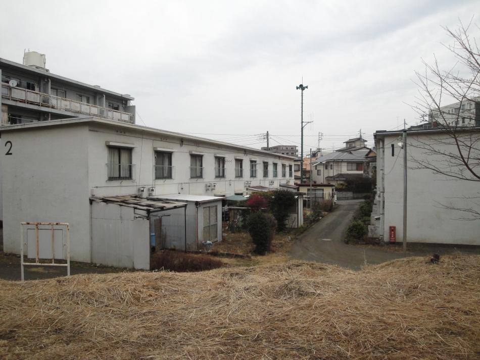 谷津住宅写真