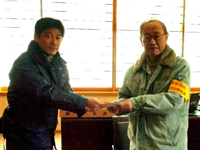 菊地多賀城市長と面会