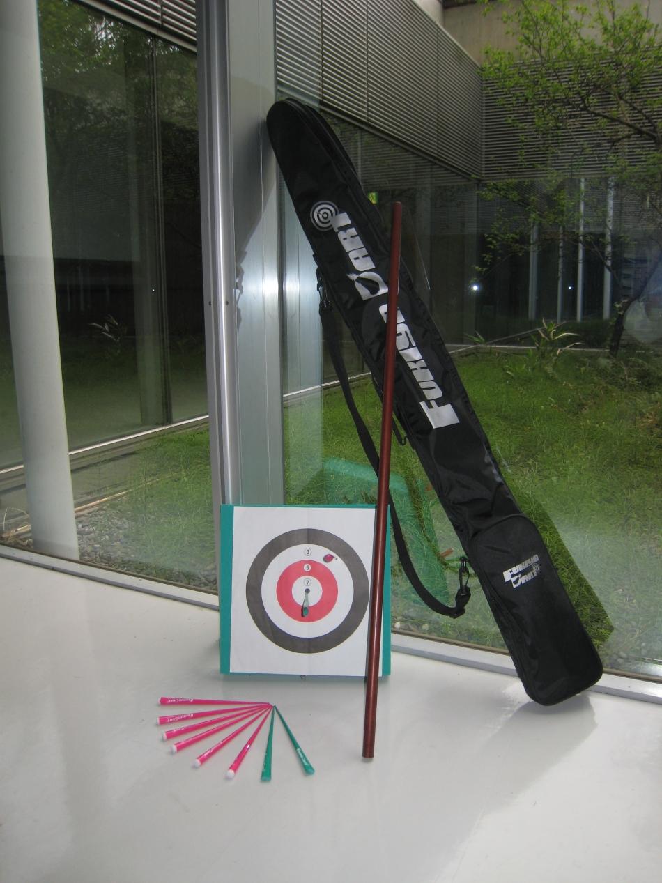 スポーツ吹き矢