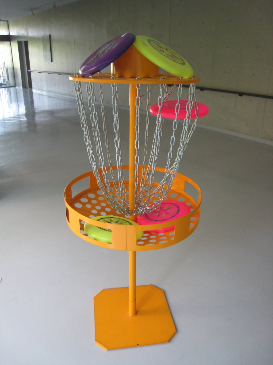 ディスクゴルフ