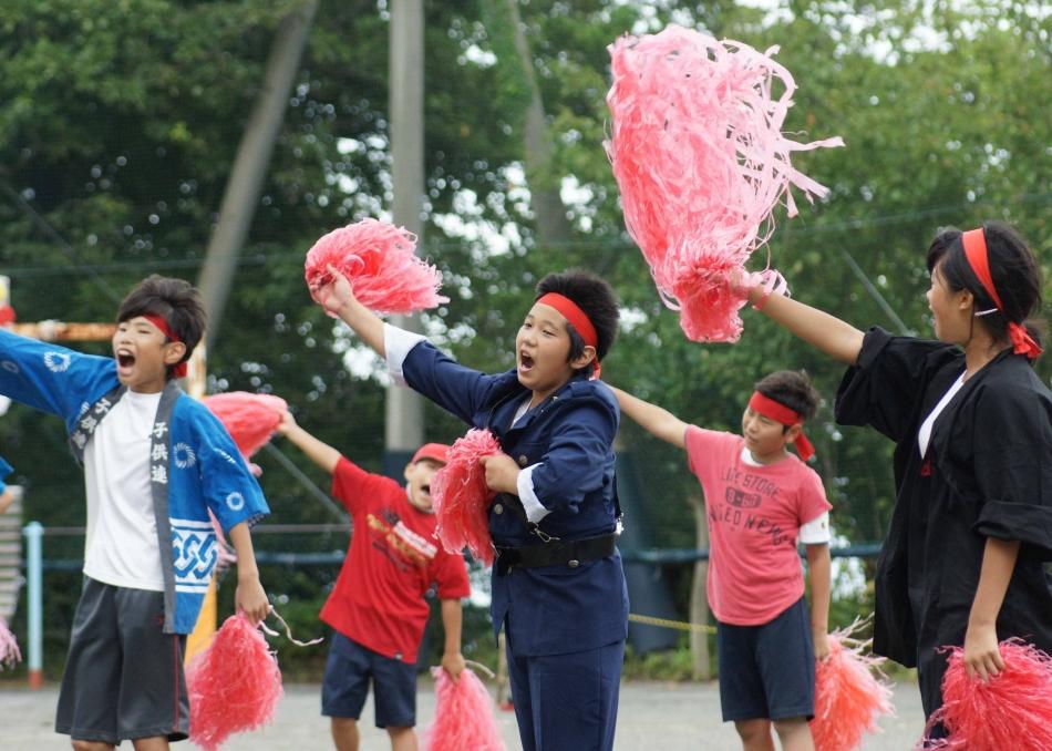 片浦小学校 運動会