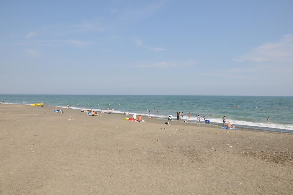 御幸の浜海水浴場