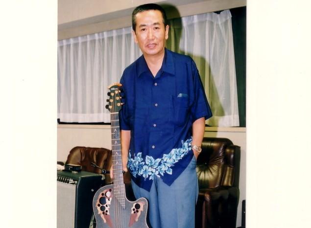 ギター弾き語り 松野恭之