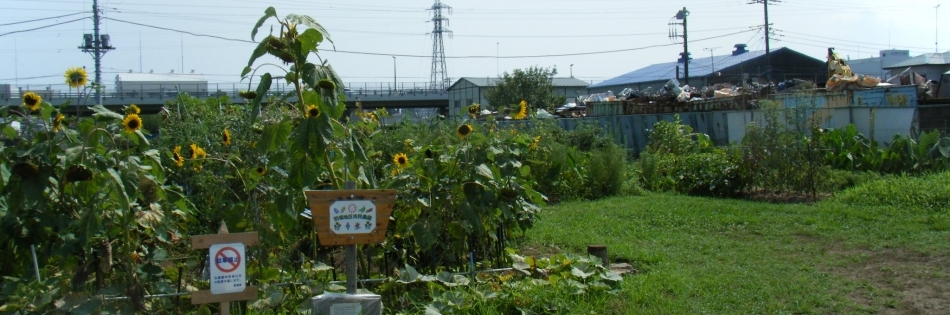 別堀地区市民農園