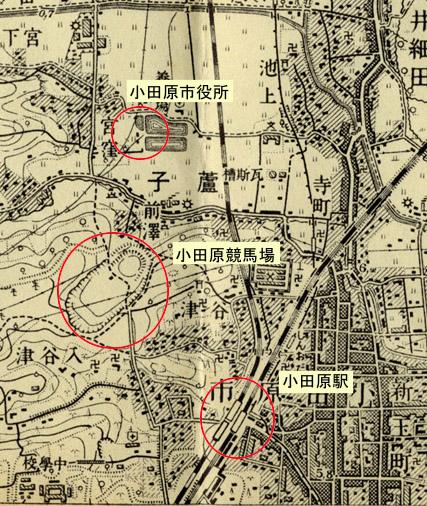 大正当時の地図