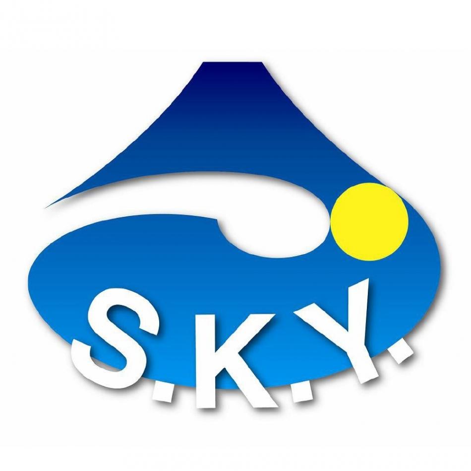 S.K.Y.圏ロゴマーク